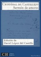 Sermón de amores (ebook)