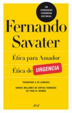 PACK ÉTICA PARA AMADOR / ÉTICA DE URGENCIA