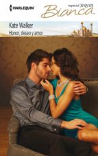Honor, deseo y amor (ebook)