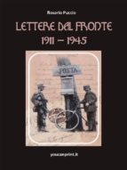 Lettere dal fronte 1911 - 1945 (ebook)
