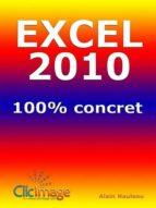 Excel 2010 100% concret (ebook)