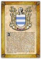 Apellido Ensenyat / Origen, Historia y Heráldica de los linajes y apellidos españoles e hispanoamericanos