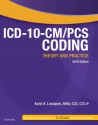 ICD-10-CM/PCS Coding: Theory and Practice, 2016 Edition (ebook)