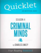 Quicklet on Criminal Minds Season 4 (CliffNotes-like Summary, Analysis, and Review) (ebook)