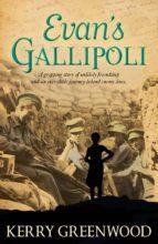 Evan's Gallipoli (ebook)