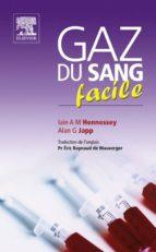 Gaz du sang facile (ebook)