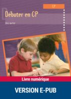 Débuter en CP (ebook)