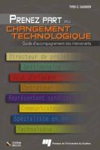 Prenez part au changement technologique (ebook)