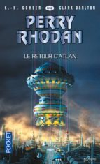 Perry Rhodan n°342 - Le retour d'Atlan (ebook)