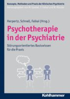 Psychotherapie in der Psychiatrie