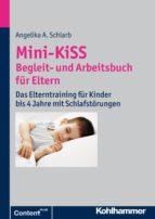 Mini-KiSS - Begleit- und Arbeitsbuch für Eltern (ebook)