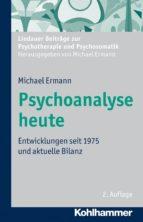 Psychoanalyse heute (ebook)