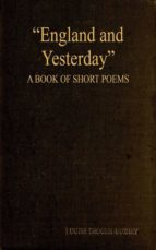 England and Yesterday (ebook)