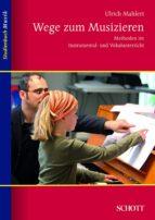 Wege zum Musizieren (ebook)