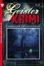 Geister-Krimi 8 - Mystik (ebook)