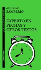 Experto en fechas y otros textos (ebook)