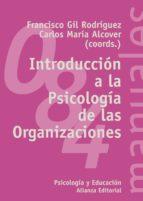 Introducción a la Psicología de las Organizaciones (ebook)