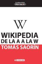 Wikipedia de la A a la W (ebook)