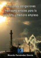Principales obligaciones medioambientales para la pequeña y mediana empresa (ebook)