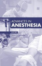 Advances in Anesthesia, (ebook)