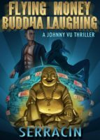 Flying Money Buddha Laughing