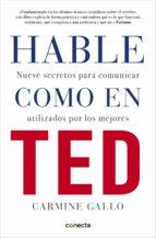 Hable como en TED (ebook)