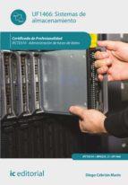 Sistemas de almacenamiento. IFCT0310  (ebook)