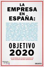La empresa en España: objetivo 2020 (ebook)