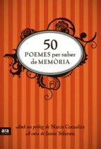 50 poemes per saber de memòria (ebook)
