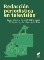 Redacción periodística en televisión (ebook)