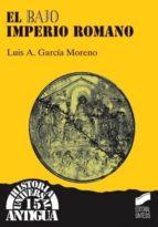 El bajo Imperio Romano (ebook)