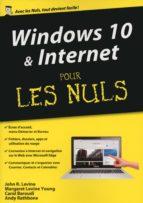 Windows 10 et Internet, Mégapoche Pour les Nuls (ebook)