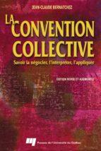La convention collective (ebook)
