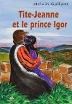 Tite-Jeanne et le prince Igor (ebook)