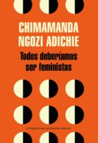 Todos deberíamos ser feministas (ebook)