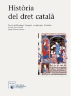 Història del dret català (ebook)