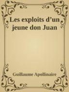Les exploits d'un jeune don Juan (ebook)