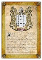 Apellido Vilaregut / Origen, Historia y Heráldica de los linajes y apellidos españoles e hispanoamericanos