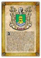 Apellido Cambray / Origen, Historia y Heráldica de los linajes y apellidos españoles e hispanoamericanos
