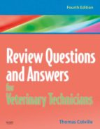 Review Questions and Answers for Veterinary Technicians - REVISED REPRINT (ebook)