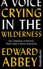 A Voice Crying in the Wilderness (ebook)