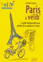 Petit livre de - Paris à vélib' (ebook)