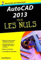 AutoCAD 2013 Poche Pour les Nuls (ebook)