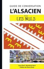 L'alsacien - Guide de conversation pour les Nuls, 2e (ebook)