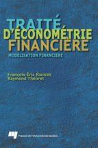Traité d'économétrie financière (ebook)