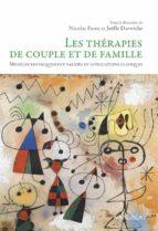 Les thérapies de couple et de famille (ebook)