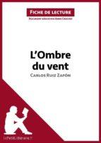 L'Ombre du vent de Carlos Ruiz Zafón (Fiche de lecture) (ebook)
