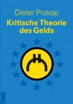 Kritische Theorie des Gelds (ebook)