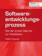Softwareentwicklungsprozess (ebook)