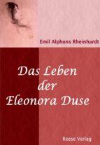 Das Leben der Eleonora Duse (ebook)